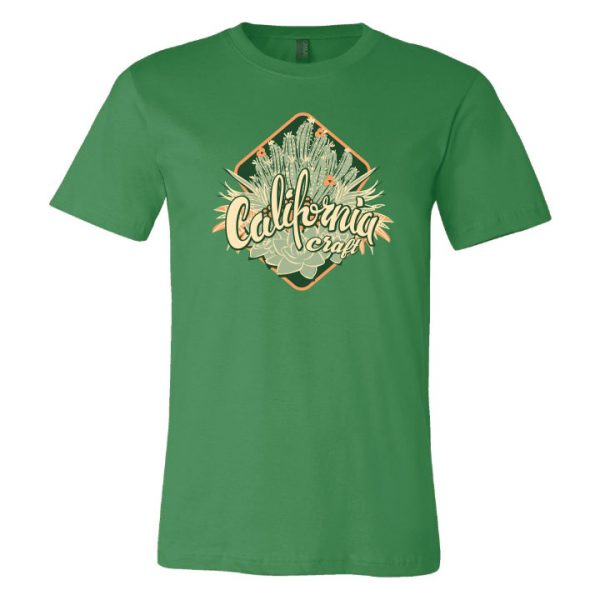 California Craft Cactus Tee