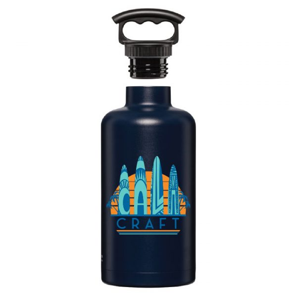 64 oz. FiftyFifty Cali Surfboards Growler