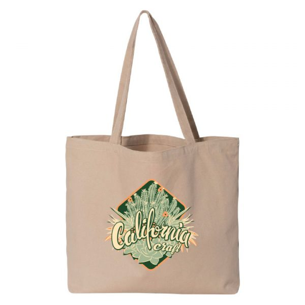 California Craft Heavyweight Tote