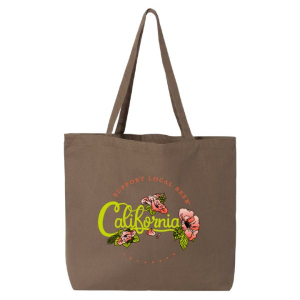Cali Botanical Heavyweight Tote