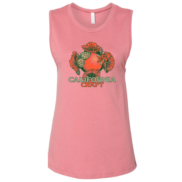 Women's California Craft Muscle Tank